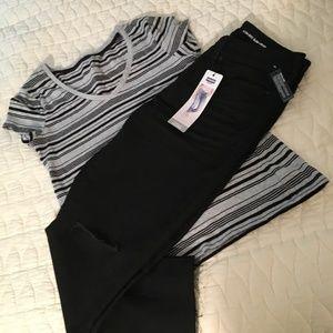 Levi's Denizen Low Rise Slim Crop Jeans